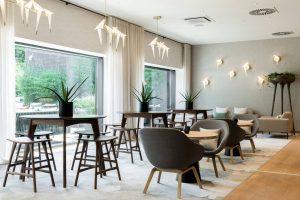 Lounge des AC Hotels