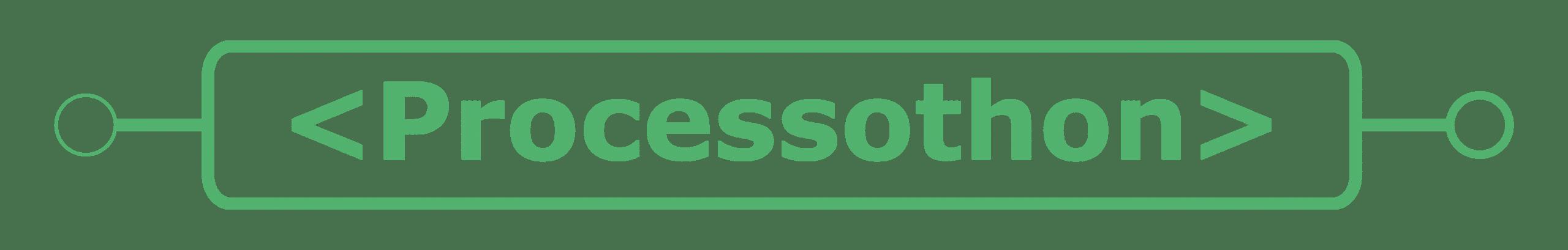 Logo Processothon
